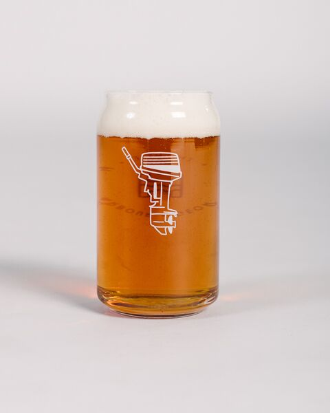 The Hive Pint Glass