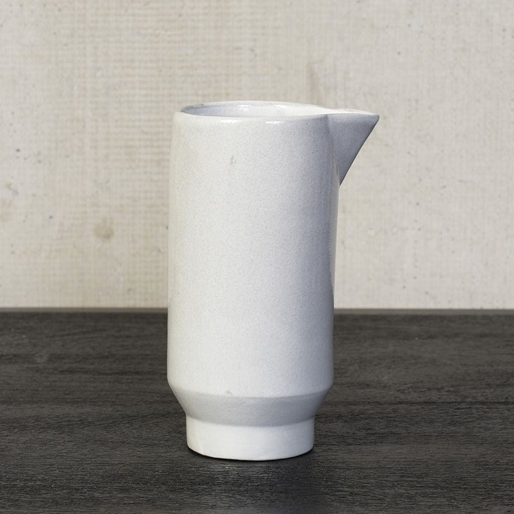 Metta Ceramic Pitcher