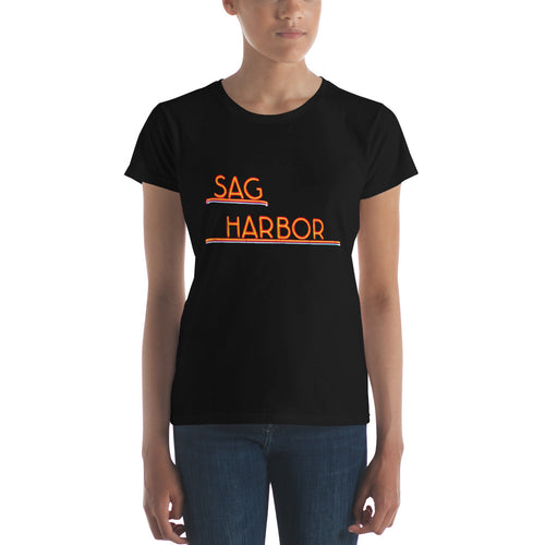 Save The Cinema (women's black)