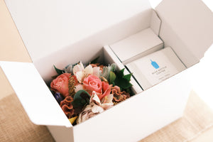The Wagon X Blue bottle Coffee Gift Box