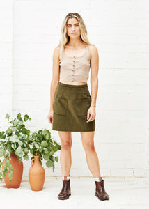 Folkstore - Laurel Canyon Mini - Olive