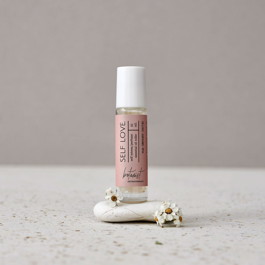 Botanist Aromatherapy - Self Love Oil Roller