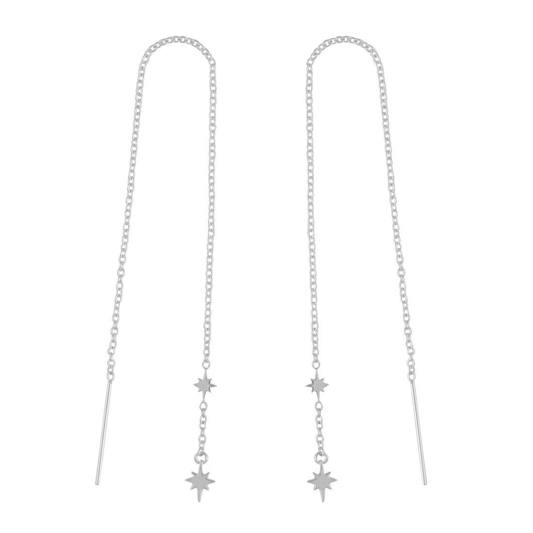 Midsummer Star - Celestial Threaders - Silver - Folkstore Fitzroy