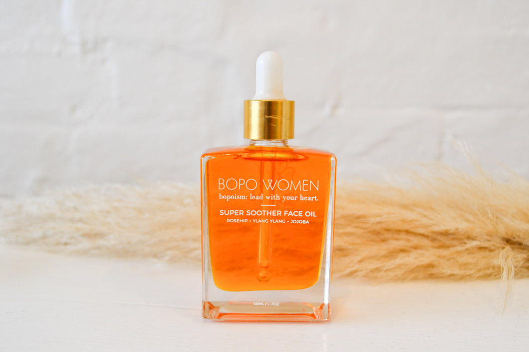 Bopo Women - Super Soother Face Oil - Folkstore Fitzroy
