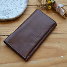 Ovae - Eva Wallet - Chocolate