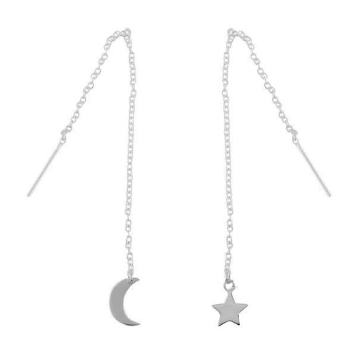 Midsummer Star - Galaxy Threaders - Silver - Folkstore Fitzroy