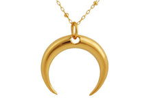 Midsummer Star - Gold Moon Illusion Necklace - Folkstore Fitzroy