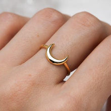 Midsummer Star - Mystic Moon Ring - Gold - Folkstore Fitzroy