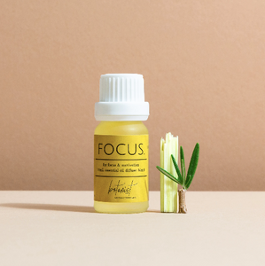 Botanist Aromatherapy - Focus Diffuser Oil Blend