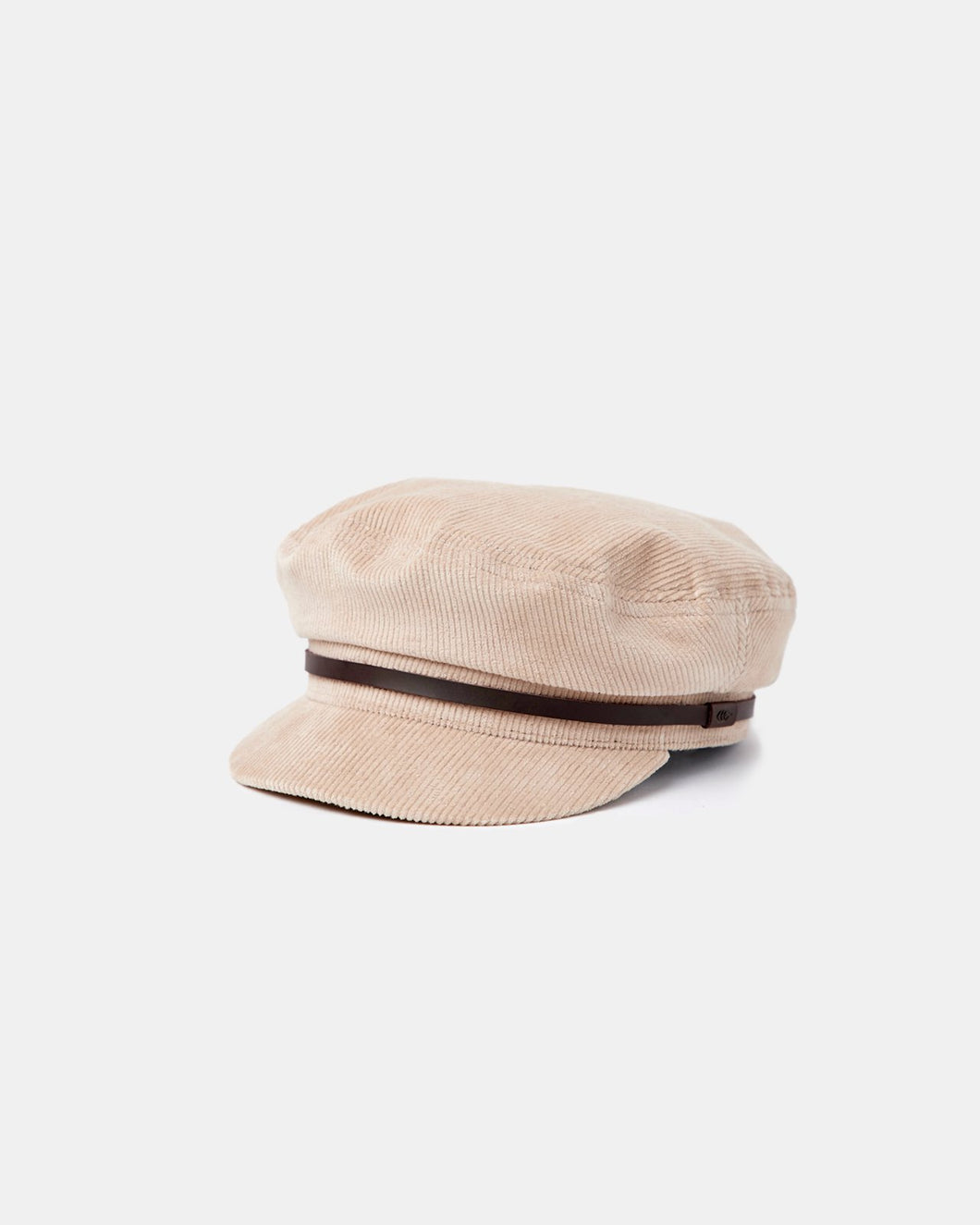 RESTOCKED - Will and Bear - Baker Cap - Fawn - Folkstore Fitzroy