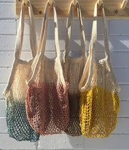 Subtropic - Plant Dyed String Bag - Folkstore Fitzroy