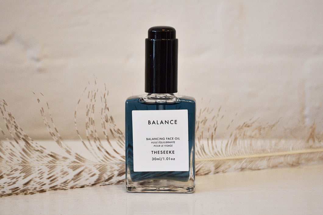 The Seeke - Balance Face Oil 30ml - Folkstore Fitzroy