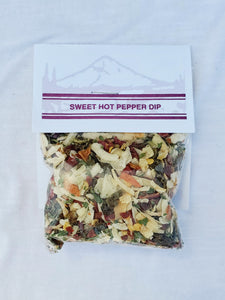 Northwest Spices - Sweet Hot Pepper Dip and Seasoning Blend