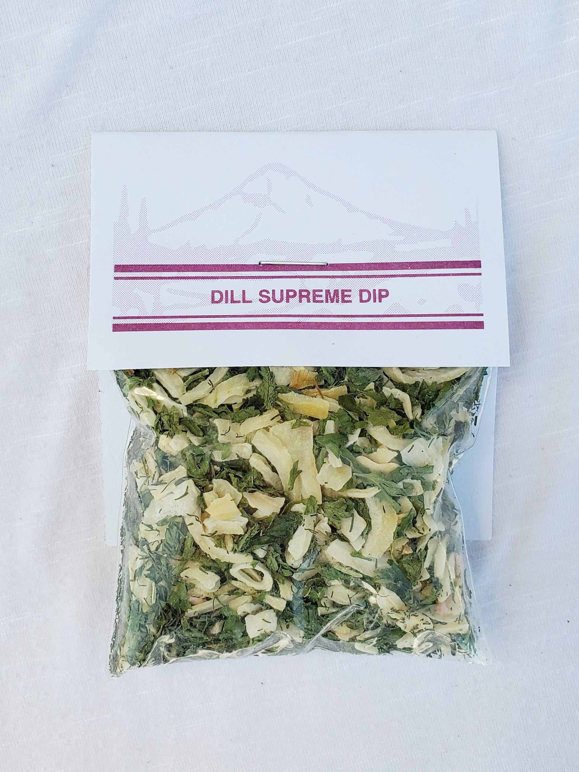 Northwest Spices Dill Supreme Seasoning Blend and Dip mix