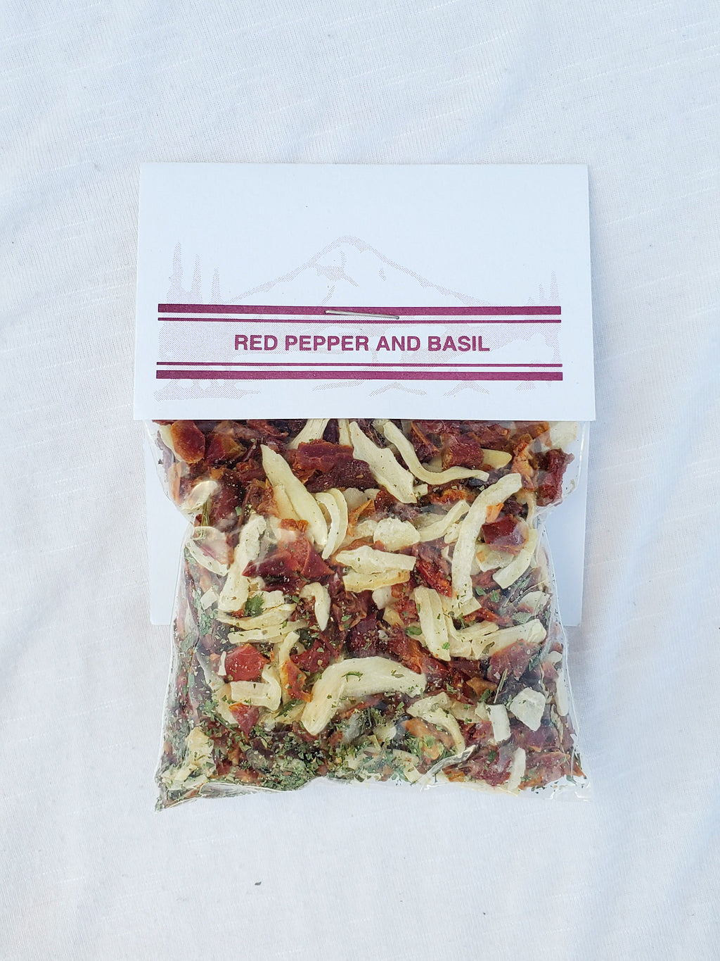 Northwest Spices - Red Pepper and Basil Seasoning