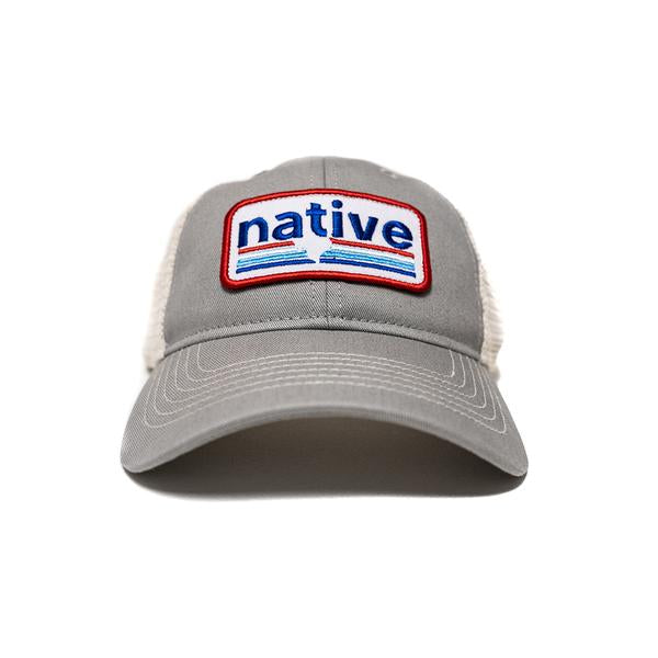 Native Patch Trucker Hat