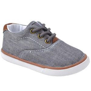Milo Denim Sneaker-Grey