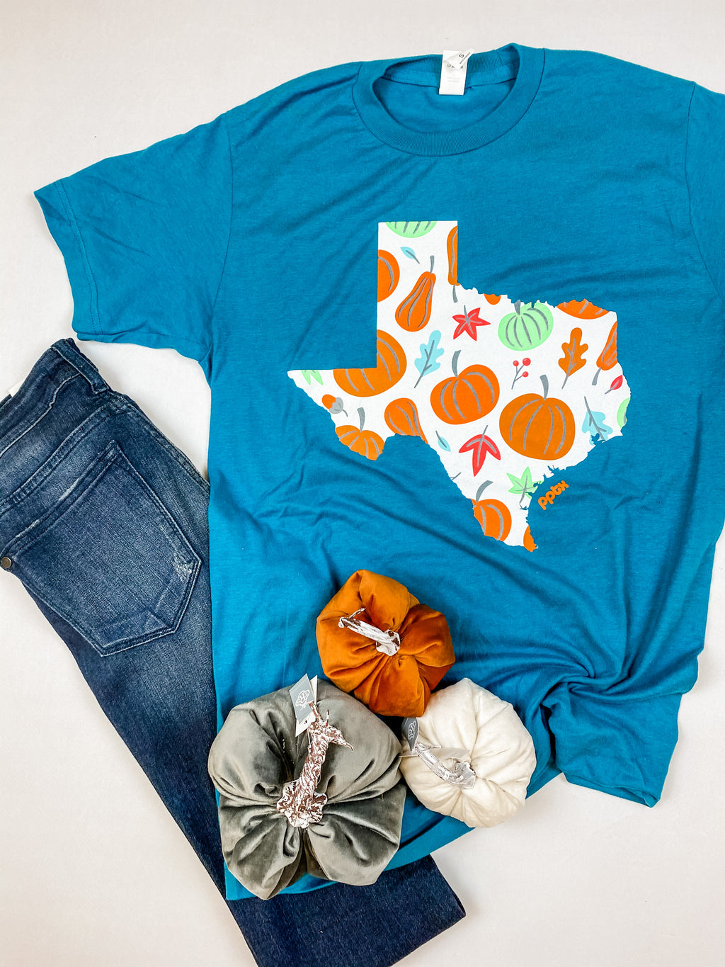 Texas Pumpkin T-Shirt