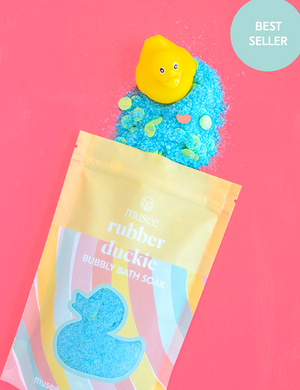 Bubbly Bath Soak - Rubber Duckie