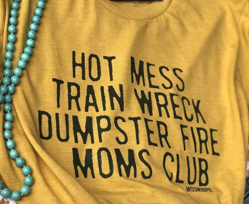 Moms Club T-Shirt