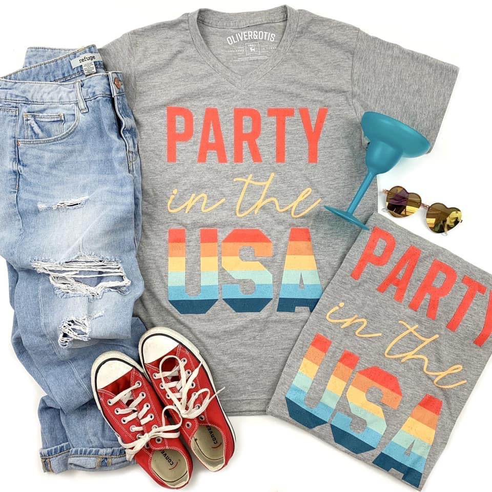 Party In The USA T-Shirt