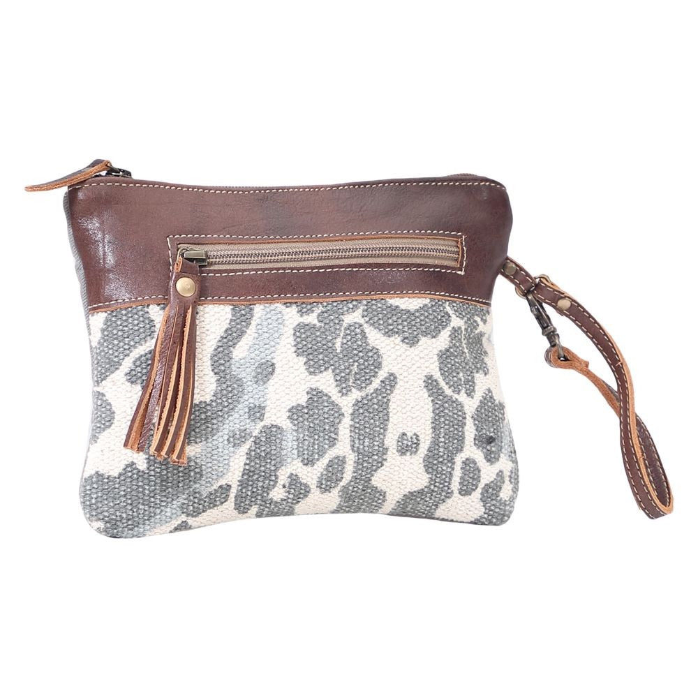 Myra Bag-Distressed Pouch