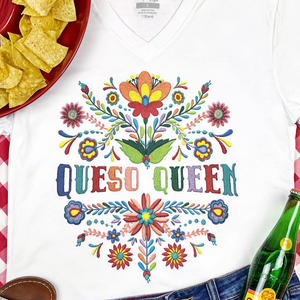 Queso Queen T-Shirt