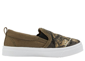 Rascal-Mossy Oak Camo-Slip on