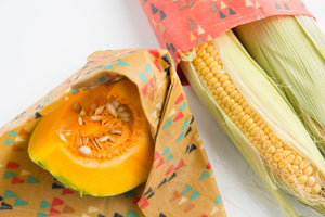 mind your own beeswax food wrap eco friendly hand made cling film alternative resuable beeswax food wrap