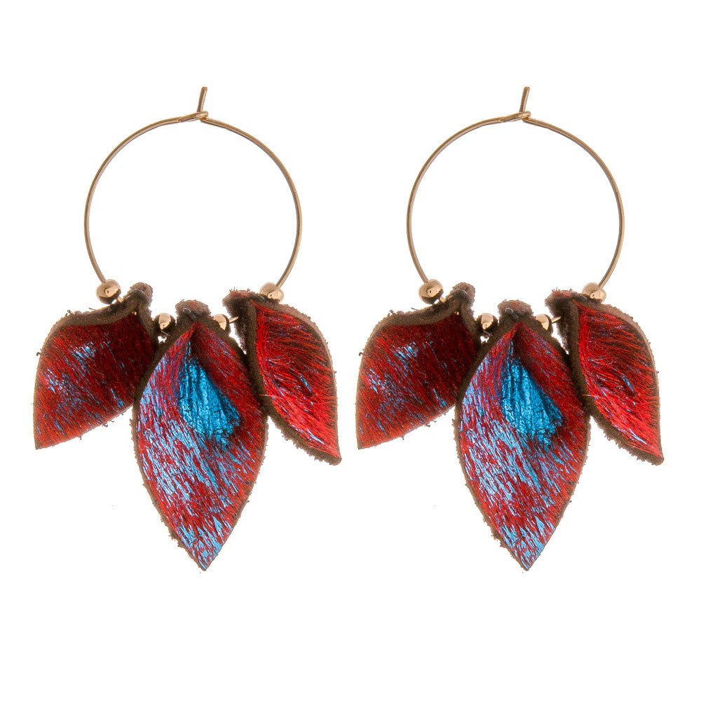 Sweet Berry Earrings
