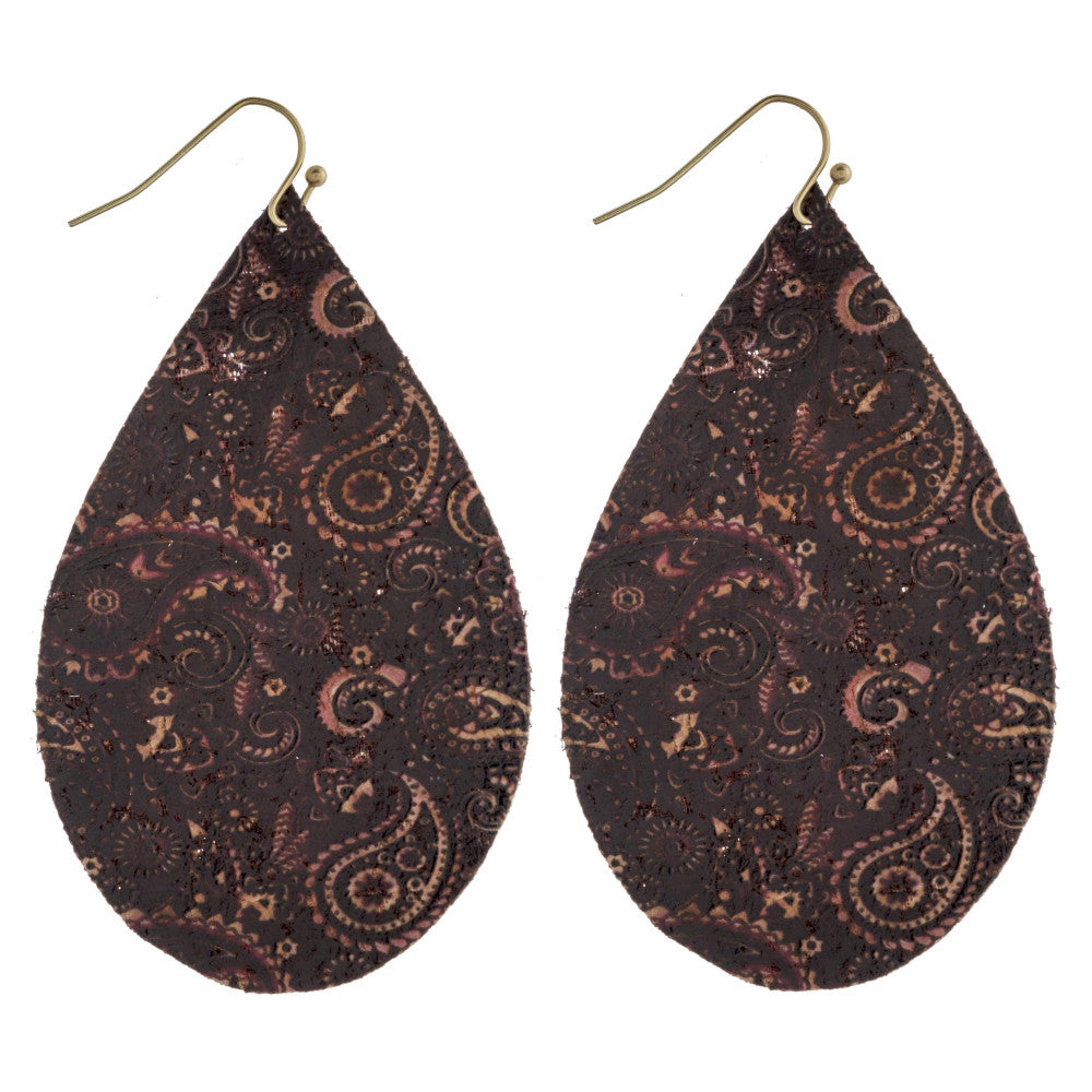 Autumn Earrings