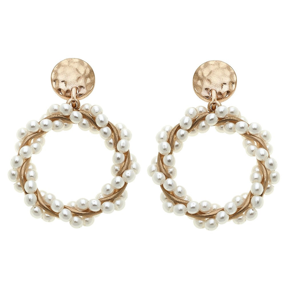Baby Pearl Earrings