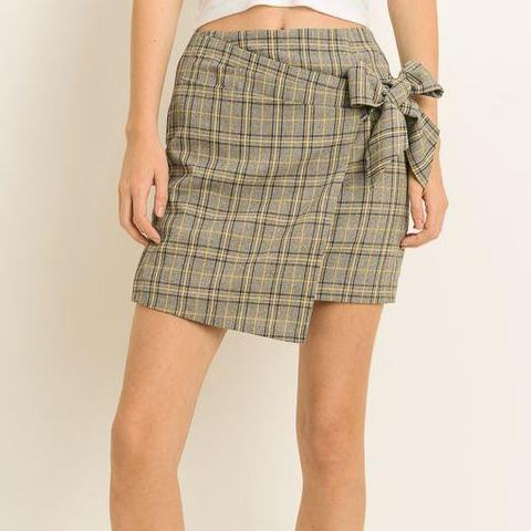 Blair's Wrap Skirt