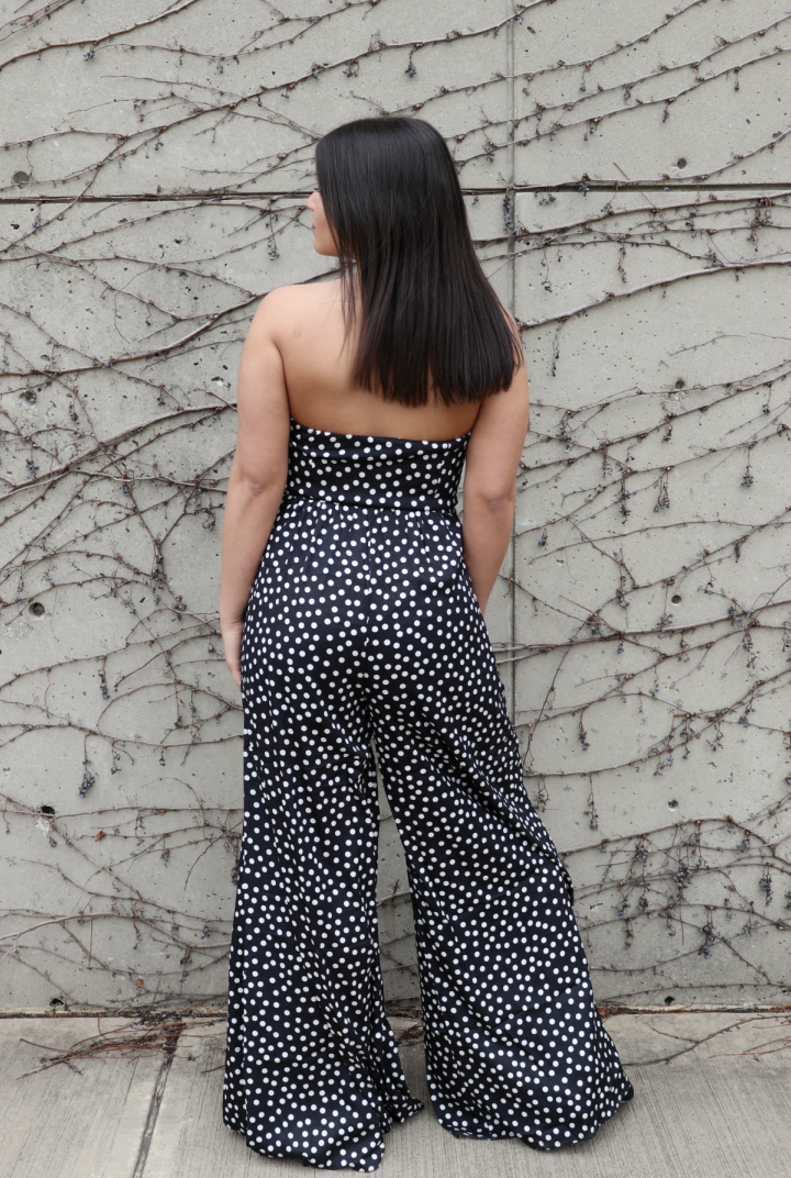 Gigi's Dot Jumpsuit