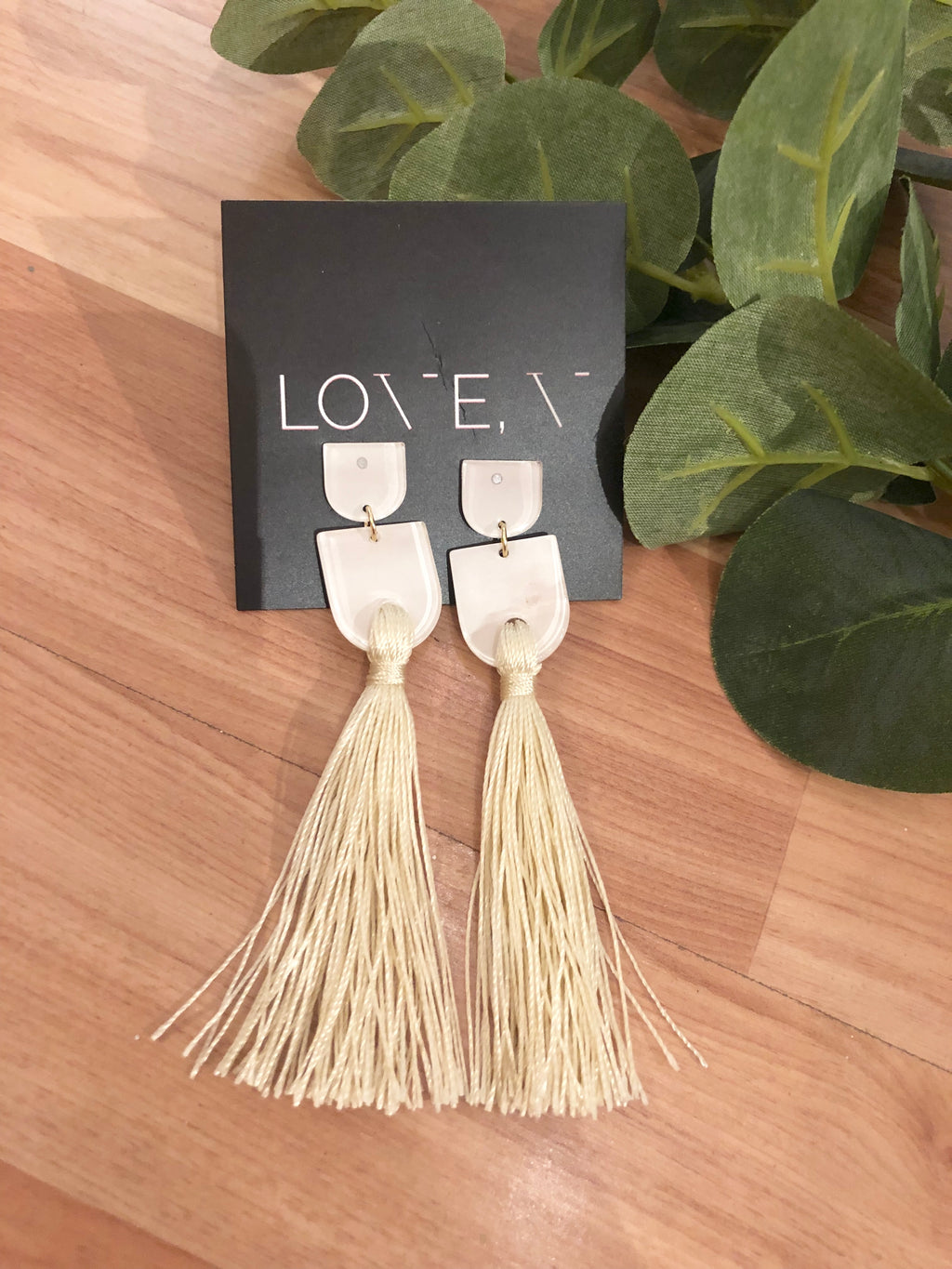Gala Tassle Earrings