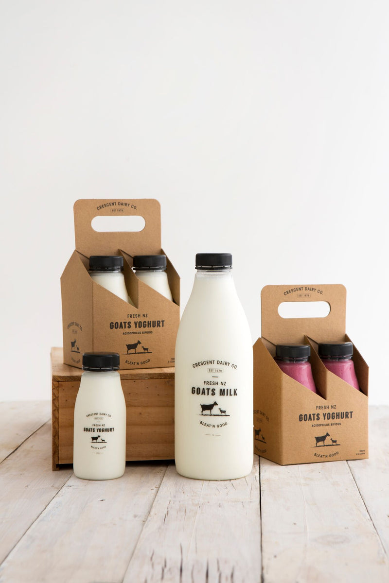 Image result for crescent dairy goats