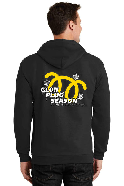 Glow Plug Hoodie (Limited Sizes Left!)