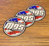 MDS Slap Stickers