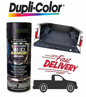 DUPLICOLOUR BED ARMOR BED LINER SPRAY GUN UTE TRAY TRUCK TUB PAINT BAA2010 DIY