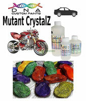 DNA MUTANT CRYSTALS 1L NEW AUTO SPRAY BODY BIKE CUSTOM PAINTS