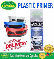 PLASTIC PRIMER AEROSOL 400ml CAR TOUCH UP AUTO REPAIR CUSTOM BUMPER PAINT FIX