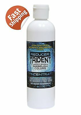 DNA TRIDENT REDUCER CONCENTRATE 250ML AIRBRUSH PAINT WATERBASE COLOURS SPRAY