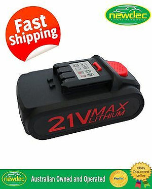 NEW HEAVY DUTY 21V BATTERY FOR CORDLESS DRILL DRIVER SCREWDRIVER LI-ION