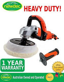 POLISHER CAR BUFFER 1400W 180MM SANDER ELECTRIC TOOLS VARIABLE SPEED