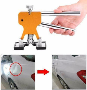 DENT PULLER REMOVER TOOLS HAIL GLUE KIT CAR HAMMER PDR SLIDE STUD WELDER