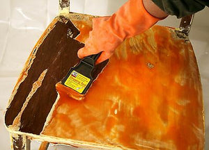 PAINT STRIPPER ORANGE PEEL CITRISTRIP 1L STRIPPING PAINT REMOVER VARNISH WOOD