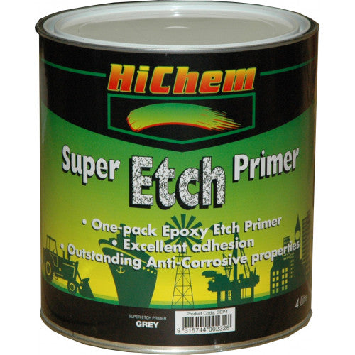 SUPER ETCH PRIMER GREY 4L