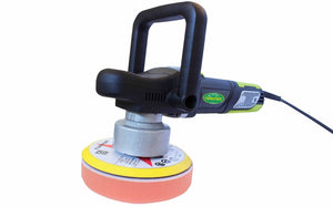 "POLISHER RANDOM ORBITAL 150MM CAR SANDER BUFFER VARIABLE 6"" PAD"