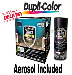 DUPLI COLOUR BED ARMOR BED LINER AND SPRAY PACK