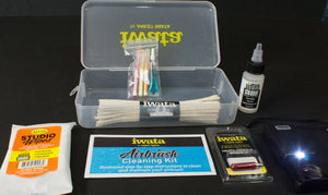 IWATA AIRBRUSH CLEANING KIT CL 100